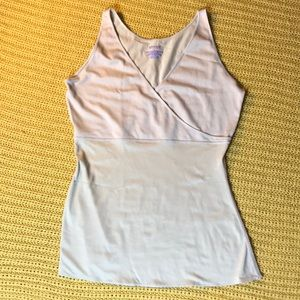 Spanx size Large shape wear undergarment top